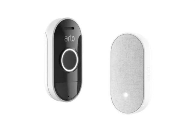 Arlo Audio Doorbell & Smart Chime