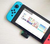 Cet accessoire veut apporter de l'audio en Bluetooth à la Nintendo Switch