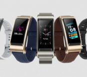 TalkBand B5 : Huawei renouvelle son bracelet avec oreillette Bluetooth intégrée