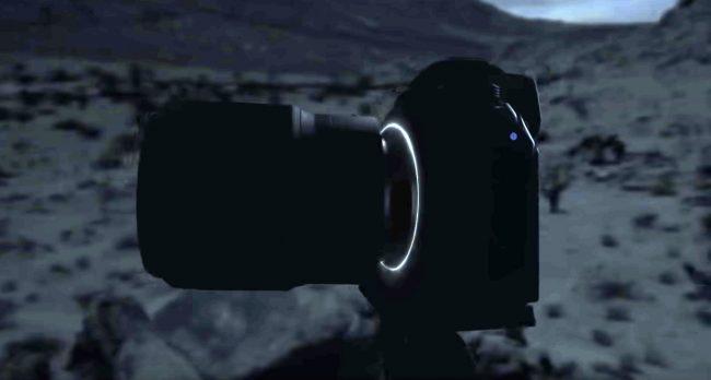 Teaser Nikon