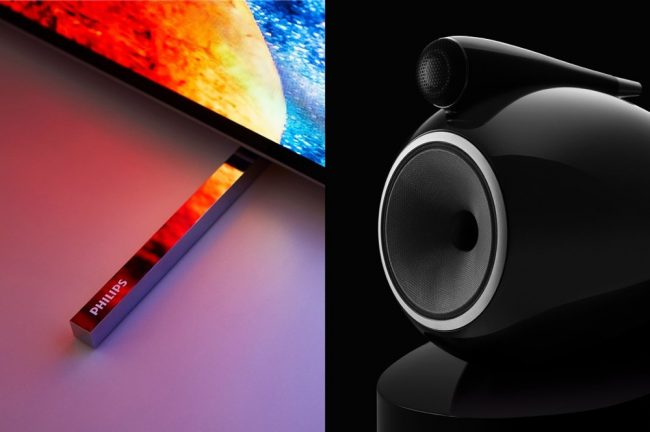 Philips Bowers & Wilkins