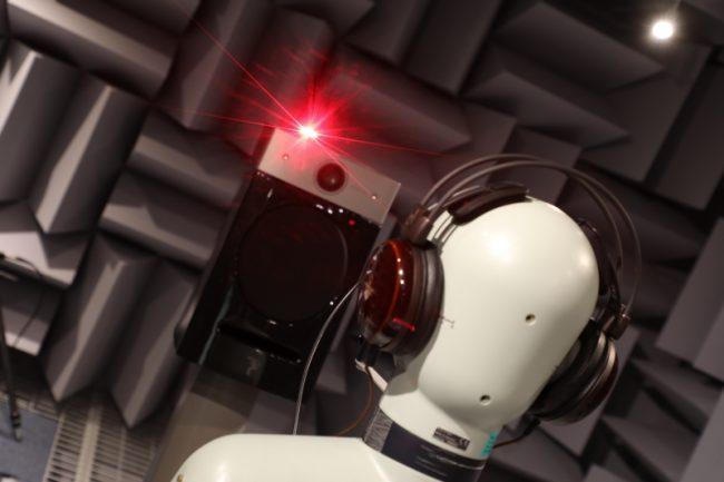 Protocole de test pour les casques et écouteurs