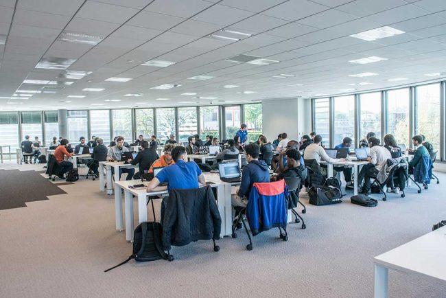 Reportage Samsung Campus