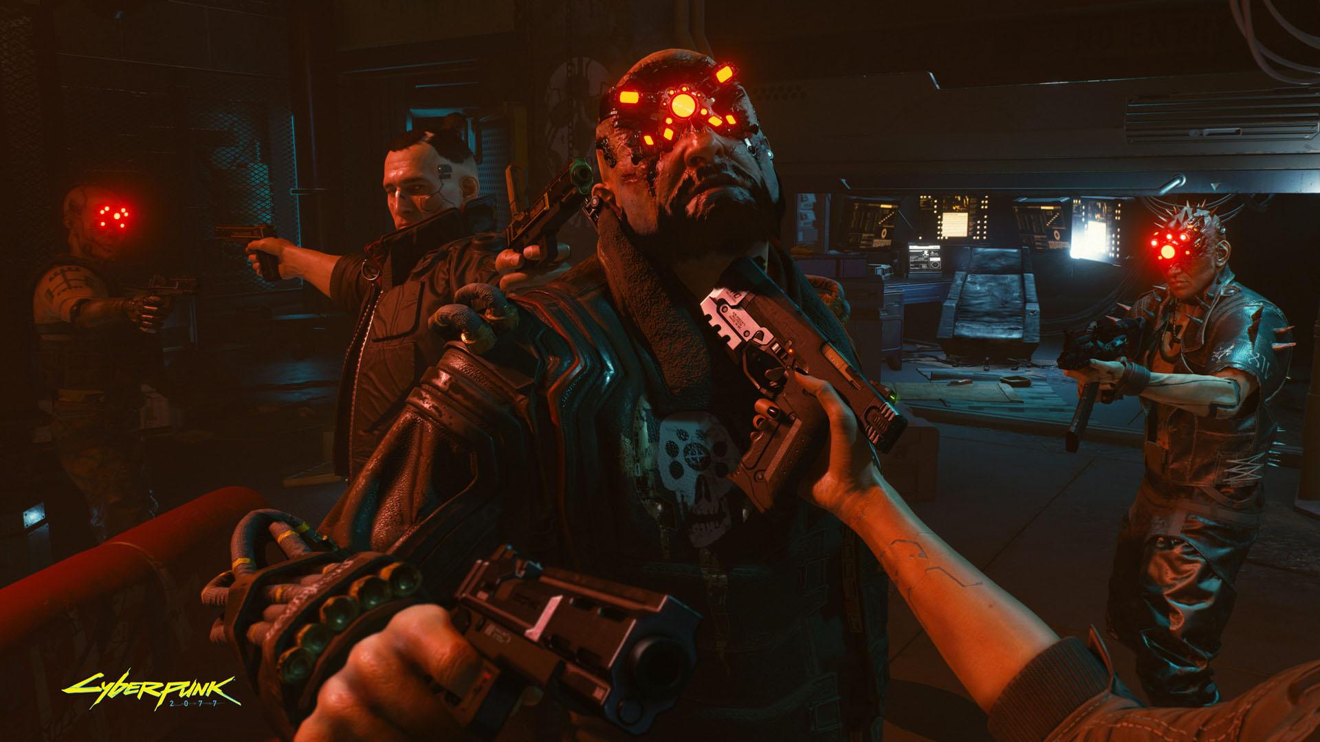 Cyberpunk 2077 Cd Projekt Diffuse 48 Minutes De Gameplay En Vidéo