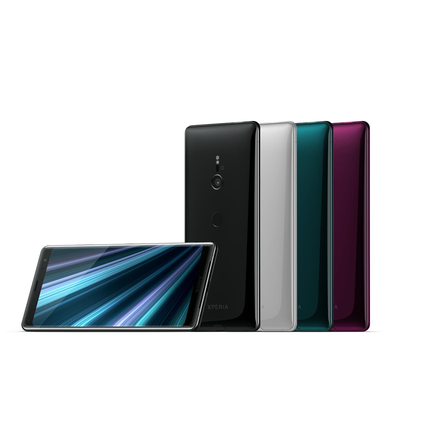 Sony Xperia XZ3, un design qui évolue dans le bon sens pour le haut de gamme : fiche technique, prix et date de sortie