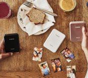Zoemini : Canon passe au Zink avec sa première imprimante de poche