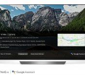 LG ThinQ TV : Google Assistant bientôt disponible sur les téléviseurs français