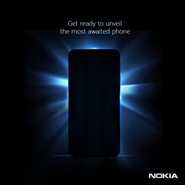 Teaser HMD/Nokia