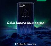 Oppo F9 : premier smartphone équipé du Gorilla Glass 6 de Corning ?