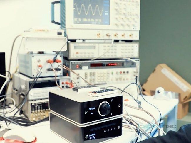 Protocole de test pour les enceintes portables, barres de son et chaînes hi-fi