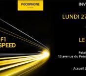 Xiaomi va présenter le Pocophone F1 à Paris le 27 août