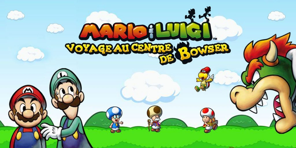 Mario & Luigi Voyage au Centre de Bowser