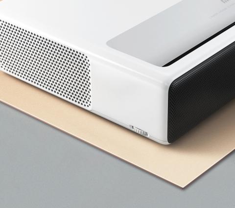 Soldes d'été 2020 – Le projecteur Xiaomi Mi Laser à 1199 euros au lieu de 1590 euros