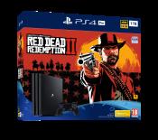Red Dead Redemption 2 : Rockstar s'associe à Sony pour des packs avec la PlayStation 4