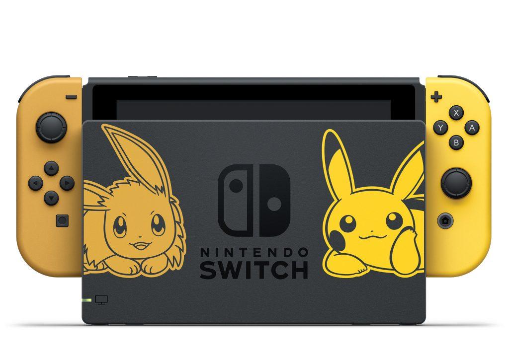 Pokémon Let's Go Switch