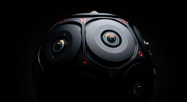 Manifold : l'impressionnante caméra VR de Facebook et RED