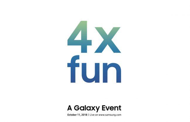 Samsung A Galaxy Event