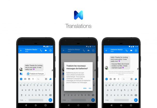 M Messenger Translation