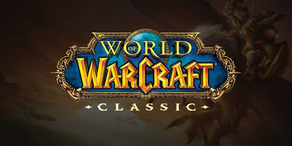 World of Warcraft Classic WoW Classic Blizzard