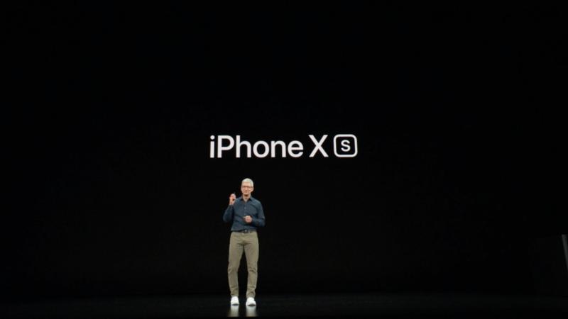 Voici le tout nouvel iPhone XR !