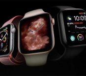 Apple présente son Apple Watch Series 4, avec électrocardiogramme intégré
