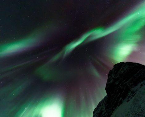 Comment photographier des aurores boréales ?