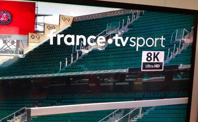 France TV 8K