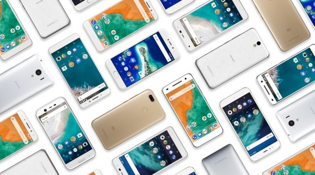 Smartphones Android One