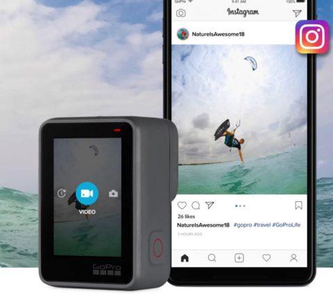 Hero7 Black : stabilisation poussée et diffusion en direct pour la nouvelle GoPro
