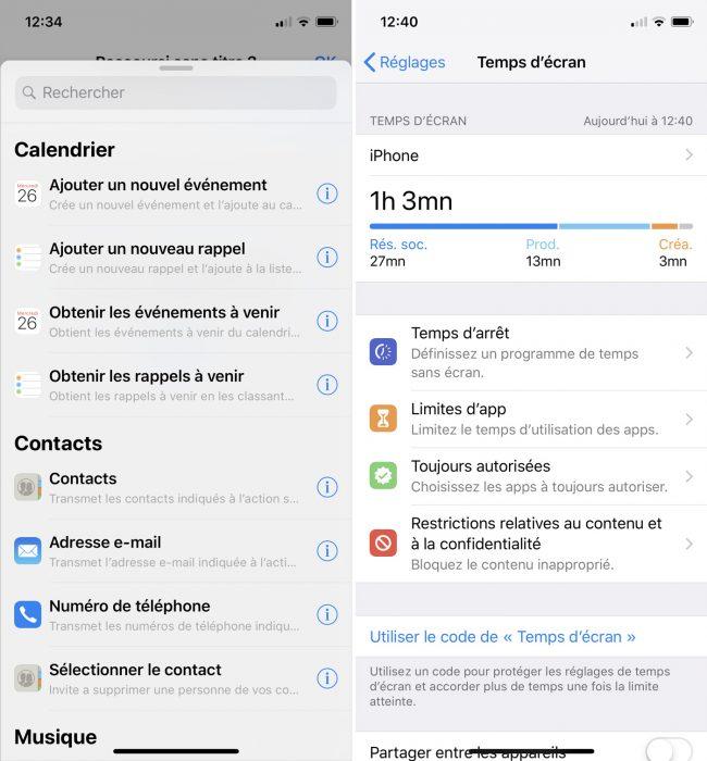 test labofnac iPhone Xs