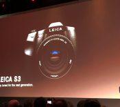 Photokina 2018 – Leica S3 : premier aperçu du prochain hybride moyen format de Leica