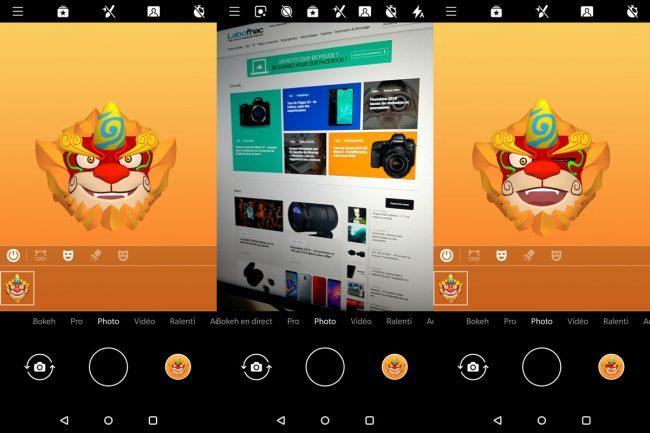 Nokia 3D Personas (Animoji) Android