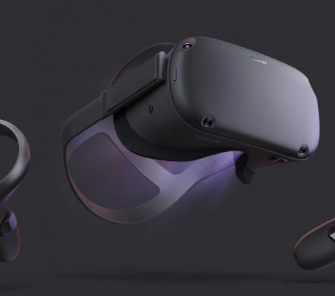 Connexion au PC et hand tracking : l'Oculus Quest fait sa révolution