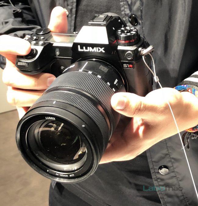 Le Panasonic S1R © LaboFnac