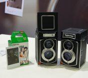 Photokina 2018 – On a essayé le Rolleiflex Instant Kamera, l'instantané bi-objectif