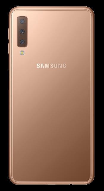 Prise En Main Du Samsung Galaxy A7 2018 Trois Capteurs Plus De Possibilites