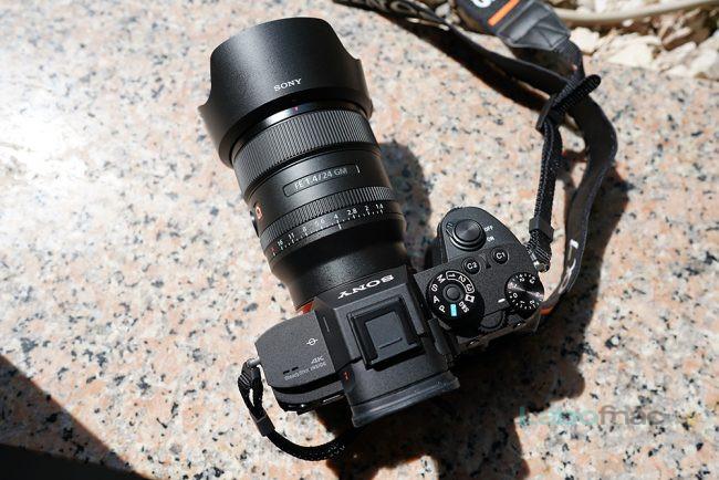 sony produit 24 mm