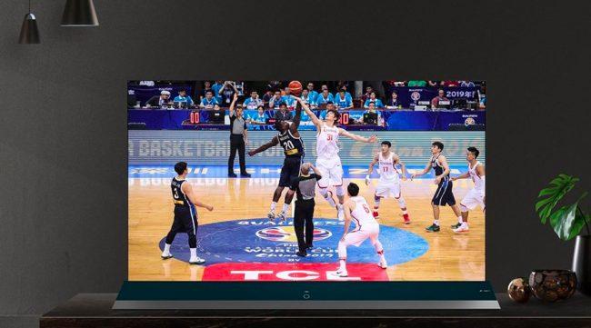 TCL FIBA 8K