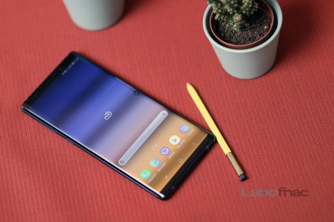 Le Galaxy Note 9 connaître son successeur dans quelques mois © Fahim Alloul / LaboFnac