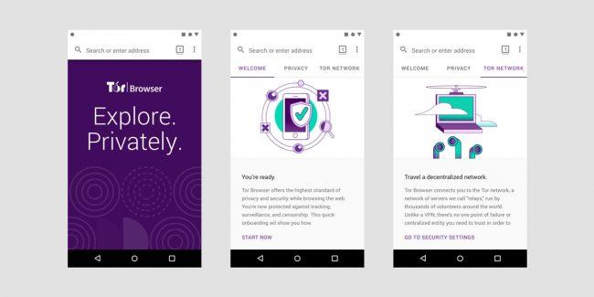 Tor Browser arrive sur Android en version expérimentale