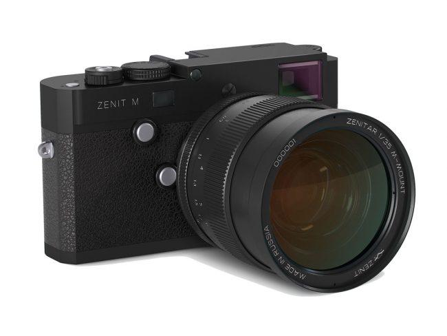 Zenit Leica Zenit M