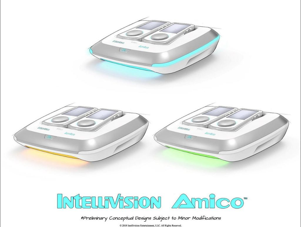 Amicro Intellivision