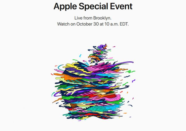 Apple Special Events