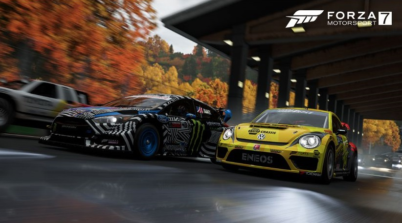 Forza Motorsport 7 Turn10 Microsoft