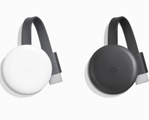 Nouveau Chromecast : Google rénove discrètement sa passerelle multimédia