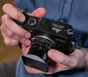 Leica M10-D : quand l'hybride plein format se mue en appareil analogique