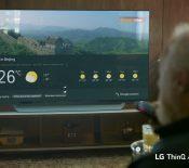 LG ThinQ TV : Google Assistant débarque sur les téléviseurs français
