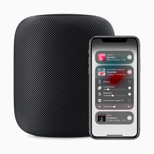 Apple HomePod avec AirPlay 2