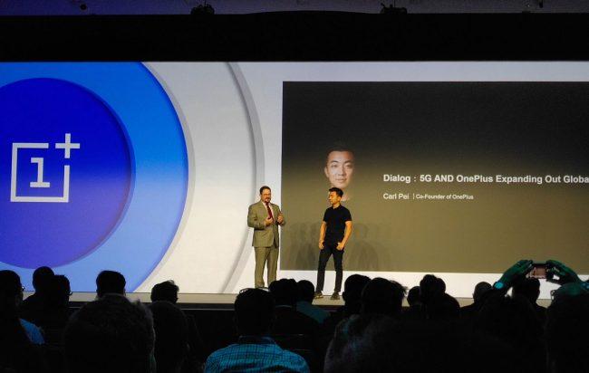 Carl Pei OnePlus 5G