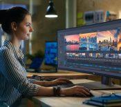 Dell lance un écran 49 pouces double QHD et élargit sa gamme UltraSharp